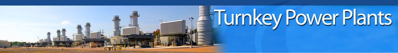 Turnkey Power Plants